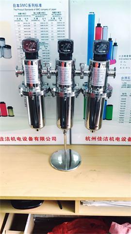 礦用空氣凈化系統用三級過濾器