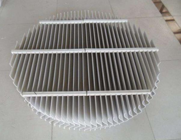 脫硫塔專用玻璃鋼除霧器