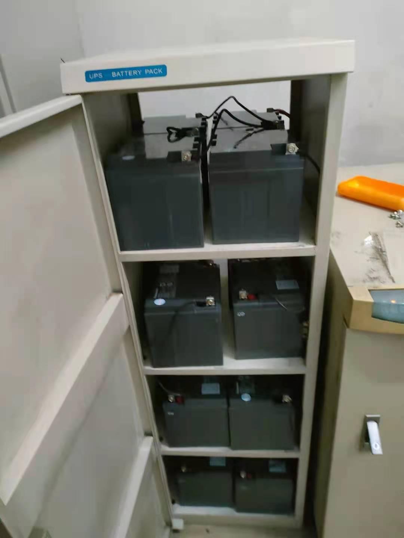 西安機場ups電源山特ups蓄電池12v120ah價格