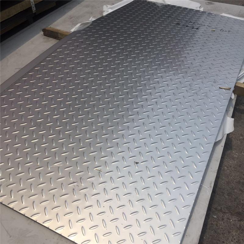 陜西不銹鋼花紋板批發加工 價格合適