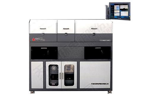 高溫接觸角測量儀 ta-z16b01(真空) 天津高溫箱式電爐