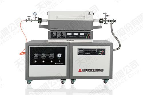 1200雙溫區cvd系統 河南高溫管式電爐