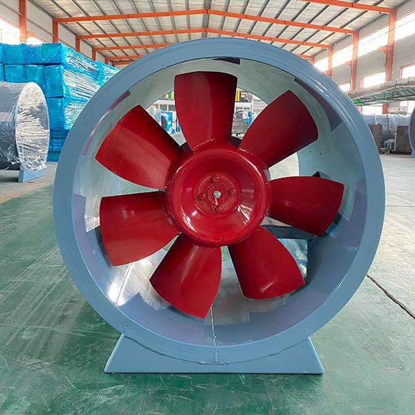 軸流式消防排煙風機、消防高溫排煙風機、消防3c排煙風機