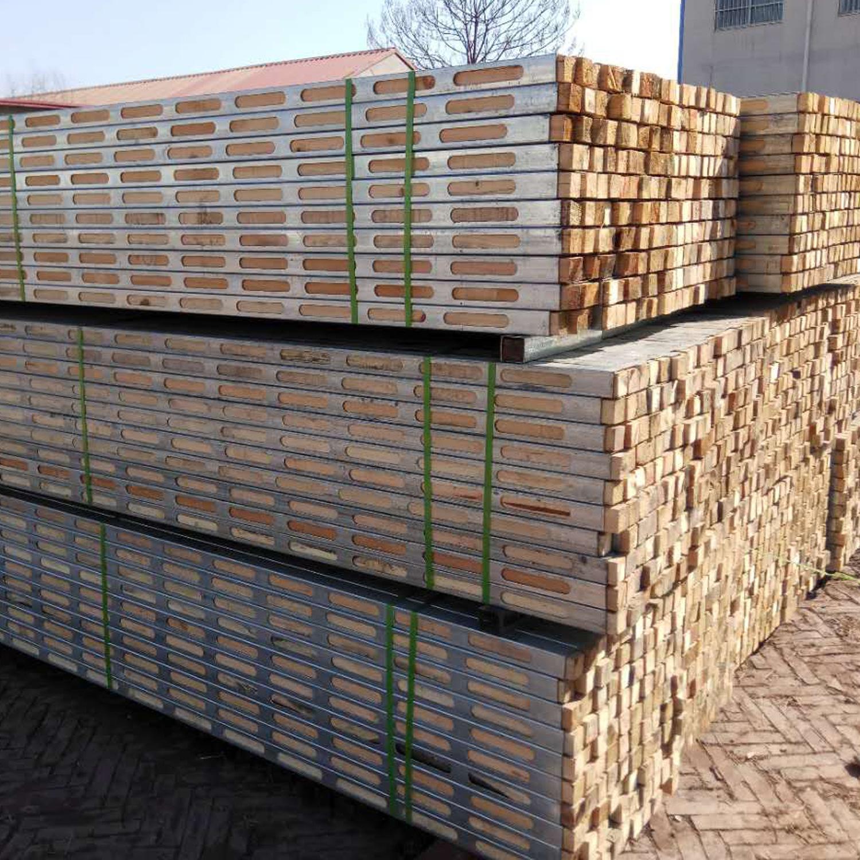 钢包木模板 标准钢包木生产厂家