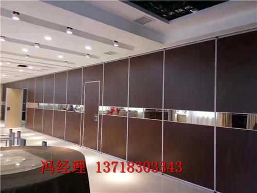 錦州酒店移動隔斷 玻璃活動隔斷實力廠家