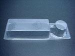 工具類pvc吸塑盒 pet吸塑方盒 吸塑托盤邊緣邊角上海利久