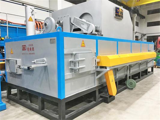 鋁合金擠壓成套設備 2000t單動鋁擠壓機 鍛壓設備
