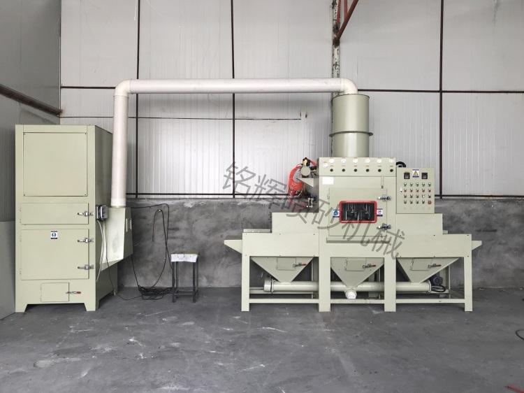氧化鋁陶瓷基板片噴砂機
