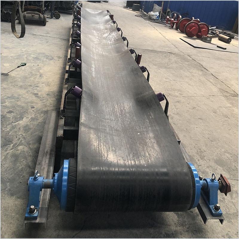 河南省信陽市皮帶輸送機生產廠家