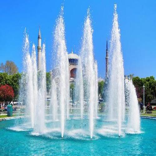 供甘肅噴泉設備公司
