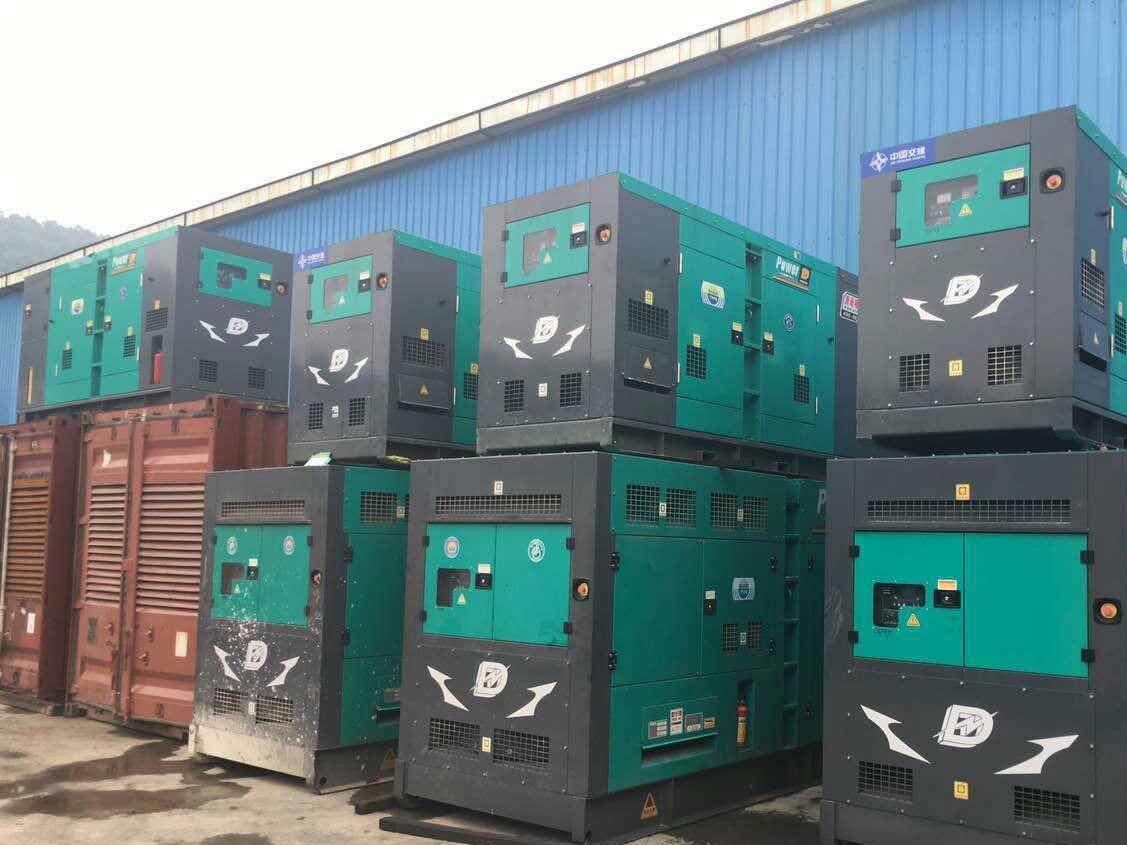 厚街柴油發電機組出租服務公司