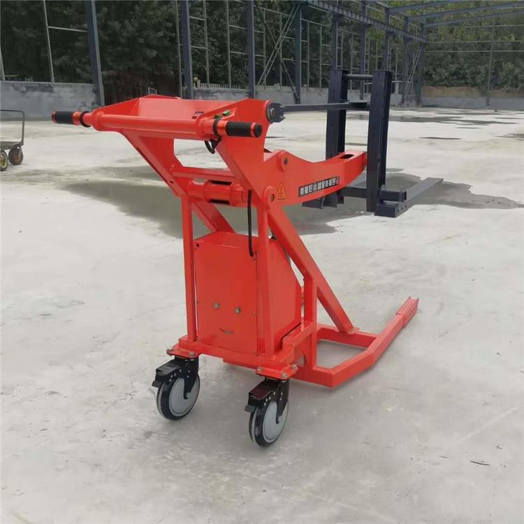 電動搬運手推式物流叉車 電動搬運叉車 電動液壓叉車