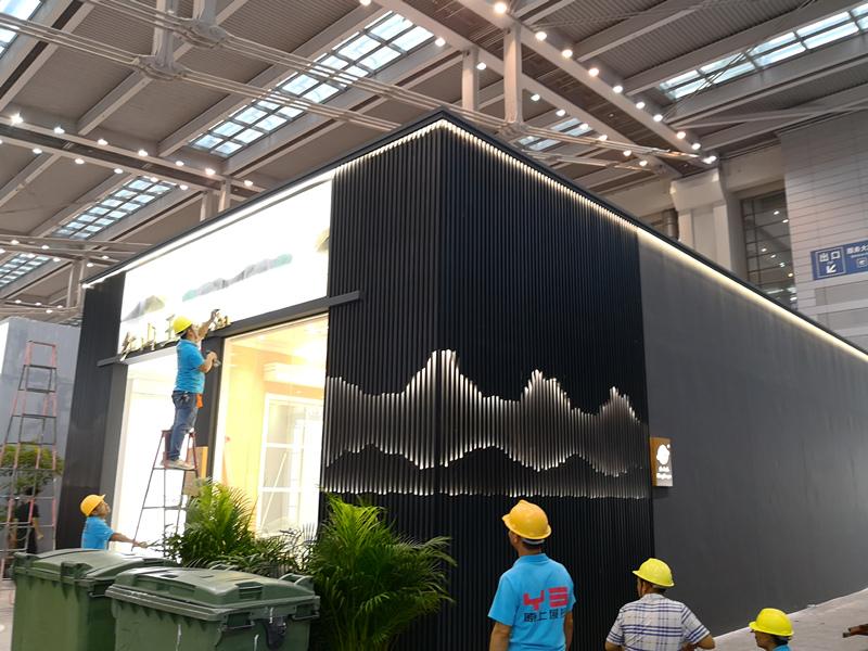 广州布展公司_环保展台搭建_广州展会设计搭建