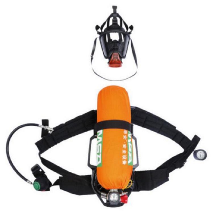 msa梅思安ax2100自給式供氣式空氣呼吸器