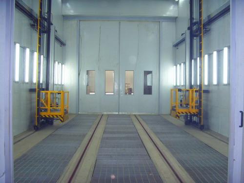 合肥噴涂烘干一體房 合肥環保涂裝室 合肥大型涂裝室