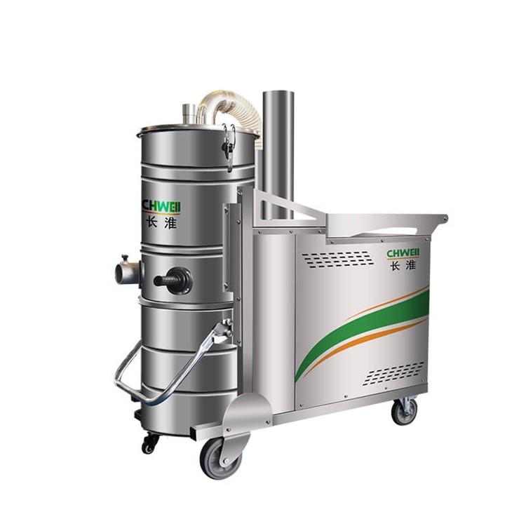 面粉廠防爆工業吸塵器 100l大容量