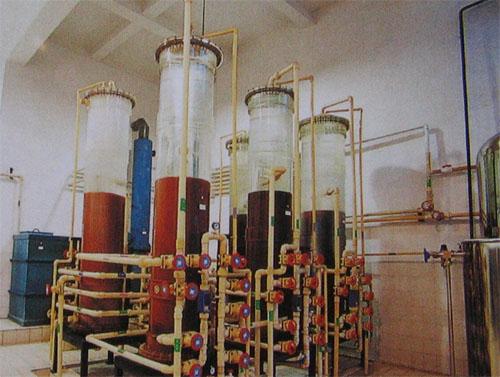 半導體超純水設備半導體18m超純水設備
