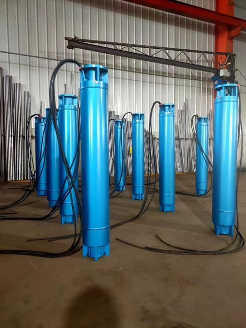 天津地熱深井泵-井用潛水泵廠家