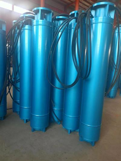 高揚程熱水井用泵-天津熱水潛水泵