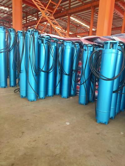 井用热水泵-耐高温潜水深井泵