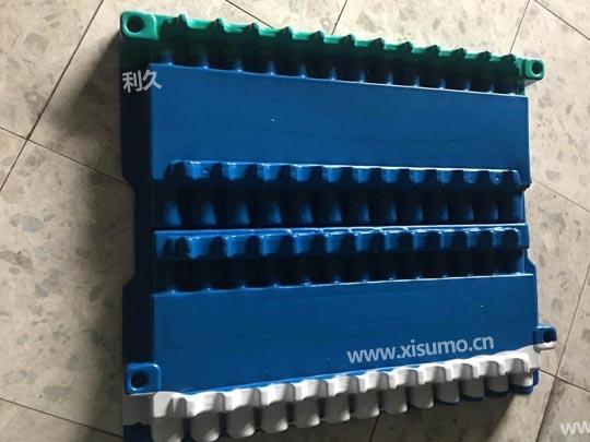 防靜電防泄漏工業托盤 芯片防靜電吸塑托盤上海利久