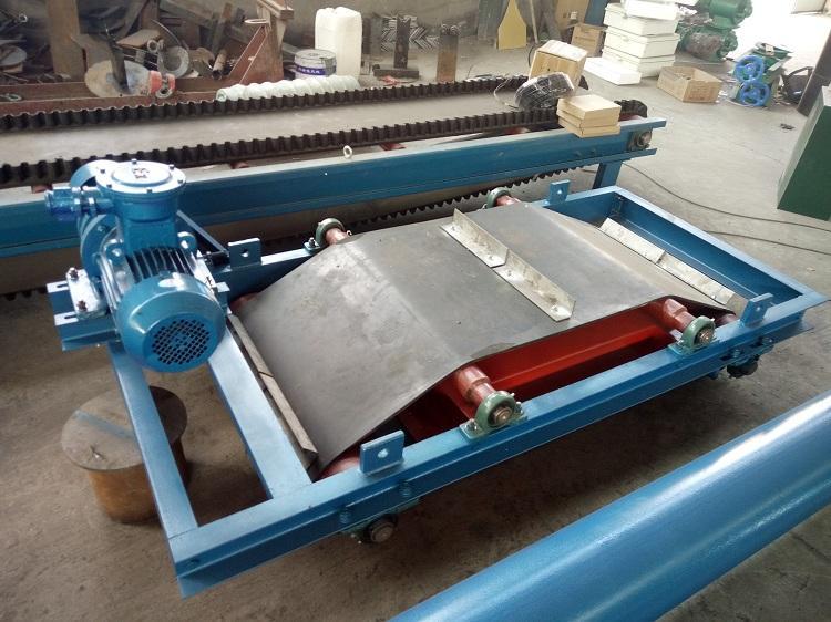 除鐵器追求品質、只生產適合您的除鐵器型號