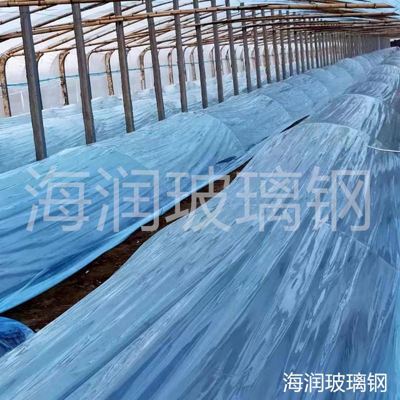 河北海润供应可定制玻璃钢纤维棒花卉蔬菜育苗棚拱杆