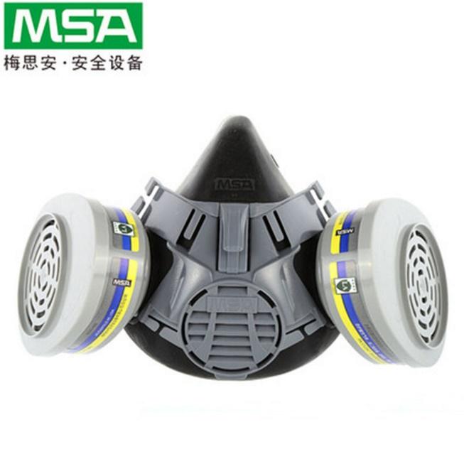 msa梅思安420半面罩呼吸防護