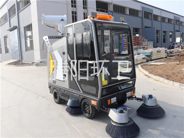 ty-2300型電動駕駛式掃地車