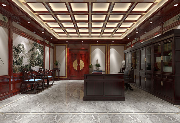 別墅裝飾 別墅裝修設計 中式別墅裝修設計
