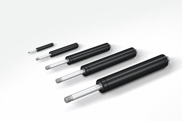 工業氣彈簧-推型gs-8 至 gs-70
