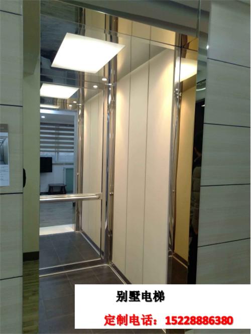 雅安三層的別墅電梯多少錢