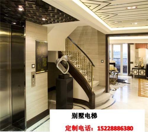 樂山四層的家用電梯需要多少錢
